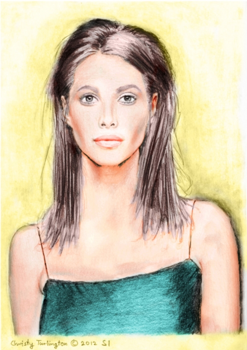 Christy Turlington by themistervolt